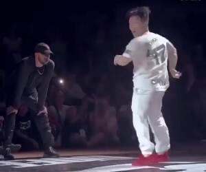 ridiculous break dancing talent