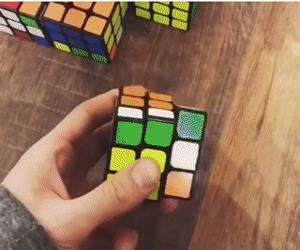 a lot of rubiks