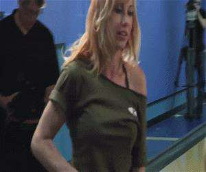 kari byron doing some bowling