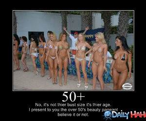 50 Plus funny picture