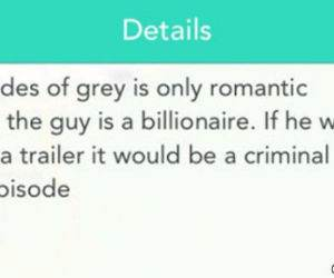 50 shades logic funny picture