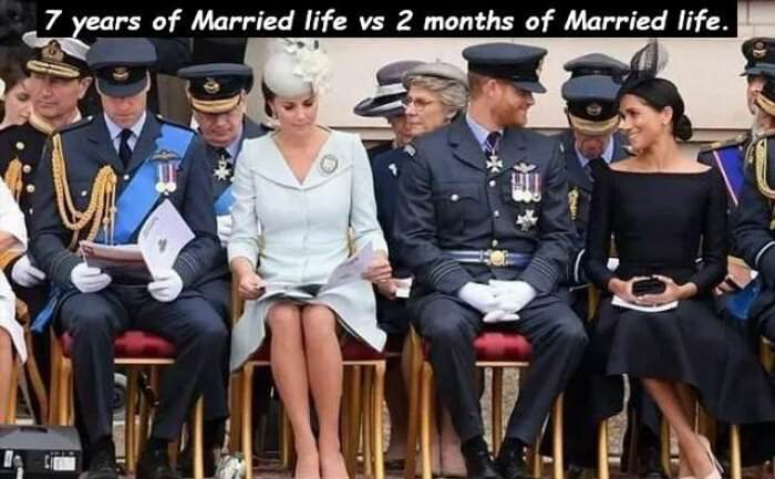 7 years vs 2 months married