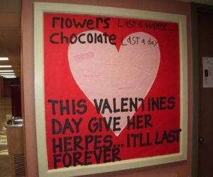 Herpes Valentines