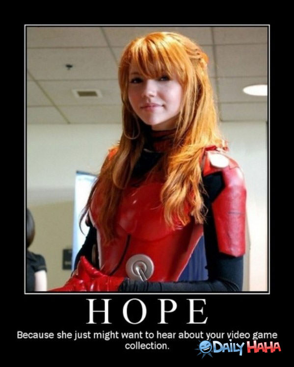 Cosplay Hope funny picture