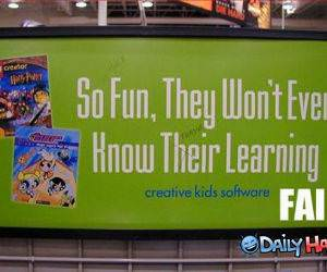 Advertising FAIL funny picture