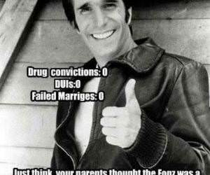 The Fonz funny picture
