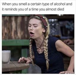 a certain type of alcohol