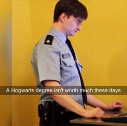 a hogwarts degree