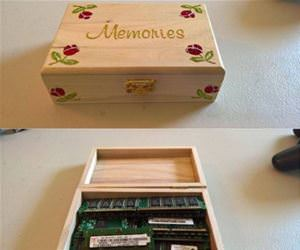 a box of memories funny picture