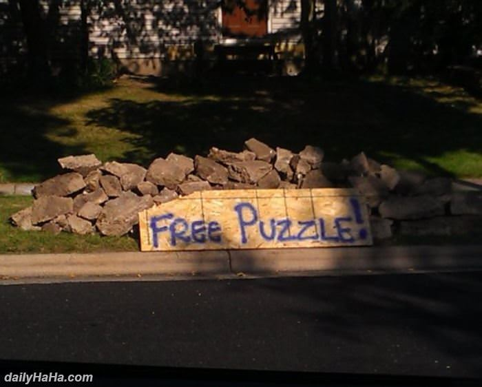 A Free Puzzle A_free_puzzle