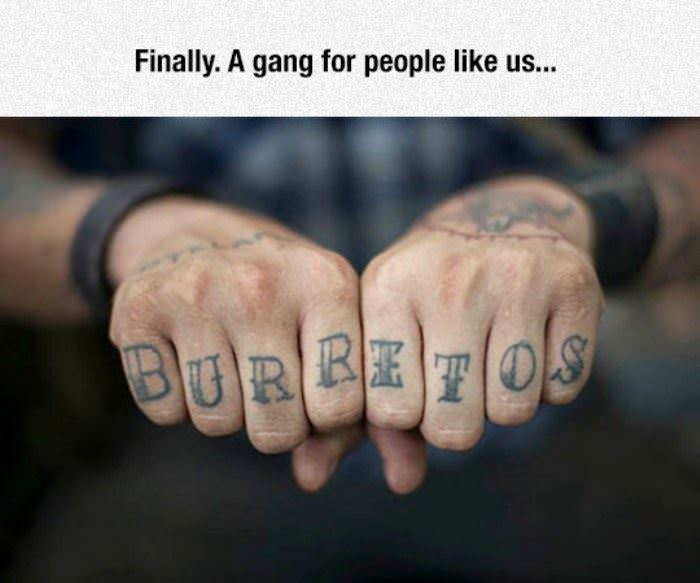 a gang i can enjoy funny picture