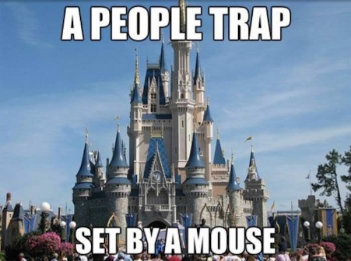 a people trap funny picture