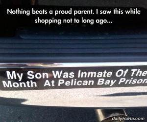 a proud parent funny picture