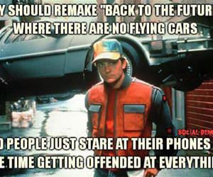 a real back to the future funny picture