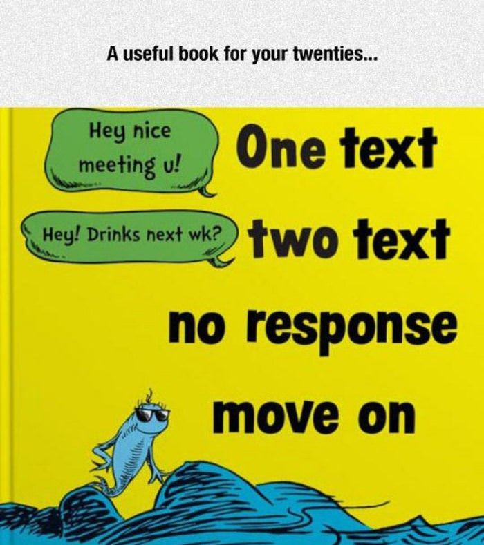 a useful book for your twenties funny picture