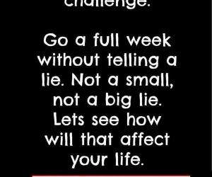 a week without lies funny picture