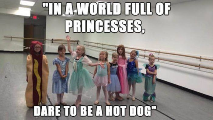 a world of princesses funny picture