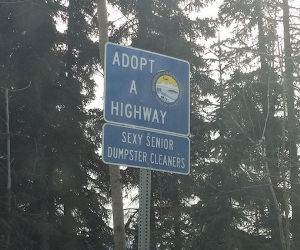 adopt a highway funny picture