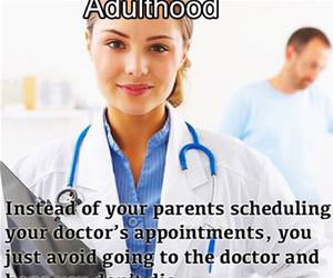 adulthood funny picture