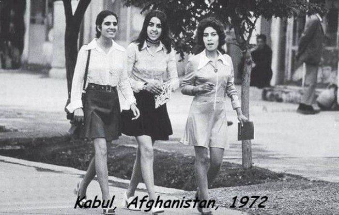 afghanistan 1972 funny picture