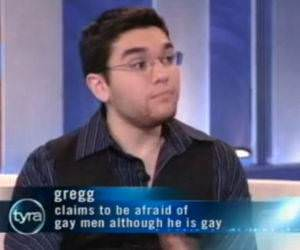 A Gay Afraid of Gays funny picture