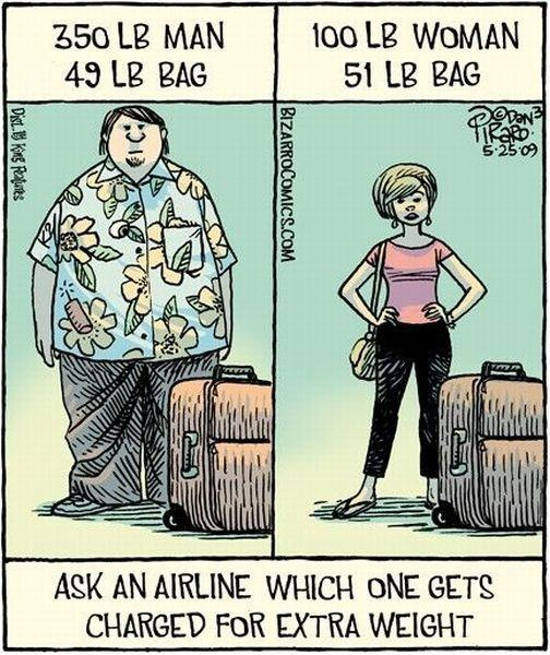 Airline Logic funny picture