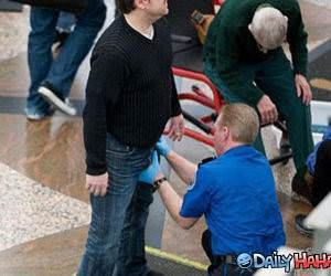 Airport is Secure funny picture