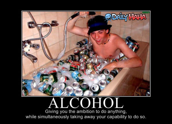 Alcohol Ambition