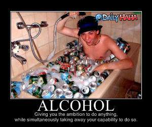 Alcohol Ambition funny pictures