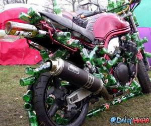 alcohol bike