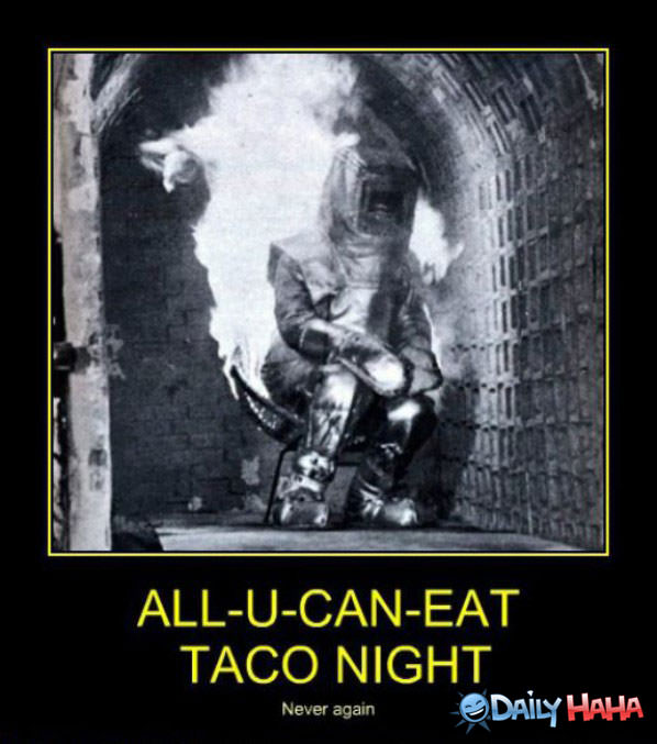 Taco Night funny picture