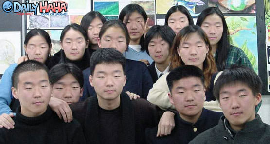 Asians who look alike