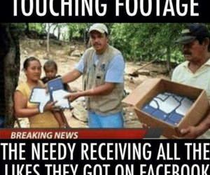 all those facebook likes funny picture