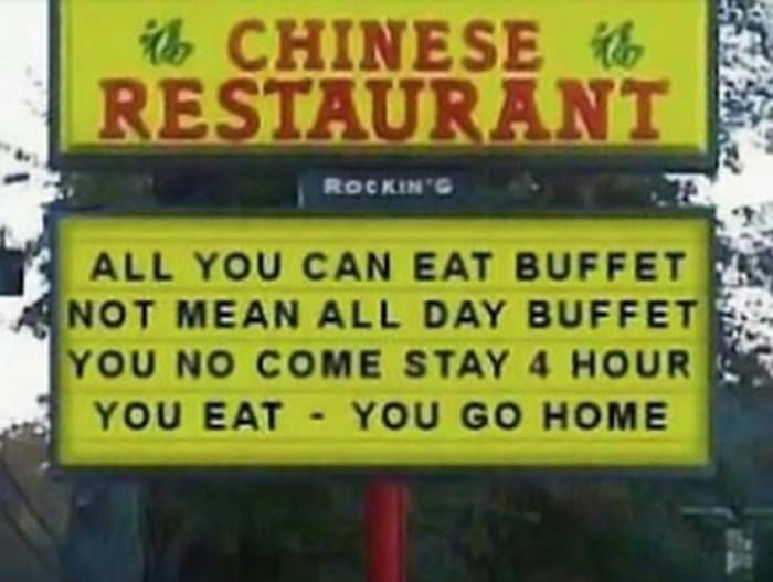 all you can eat funny picture