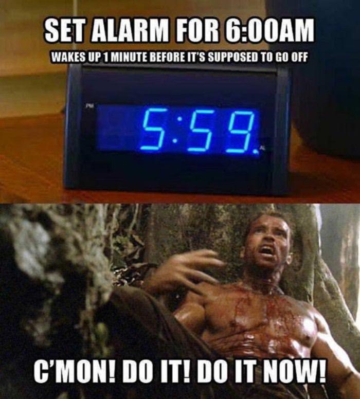 almost time funny picture