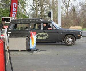 Amazing Batman Car funny picture
