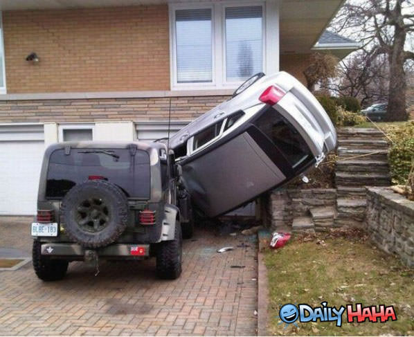 Amazing Parking funny picture