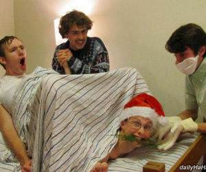 amazing christmas card funny picture