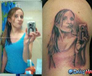 Smart Tattoo funny picture