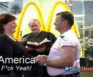Only in America funny picture