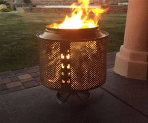 an awesome fire pit funny picture
