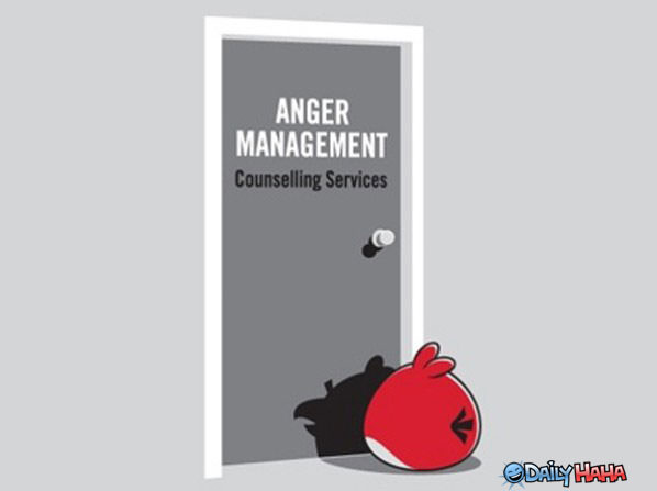 Anger Management funny picture