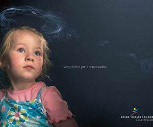 anti smoking advert.