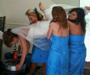 Appropriate Wedding funny picture