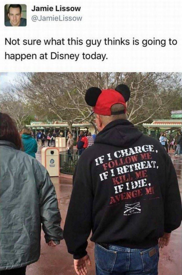 appropriate disney sweatshirt funny picture
