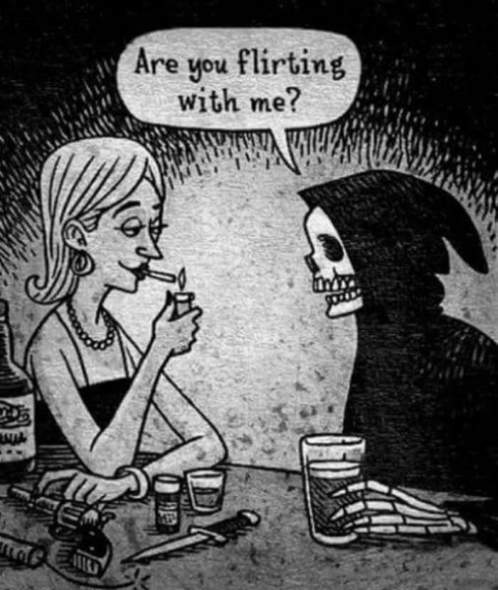 are you flirting with me funny picture