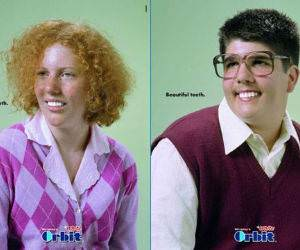 Beautiful Teeth Advertisement