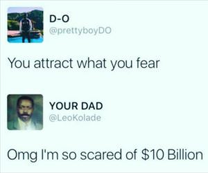 attract what you fear