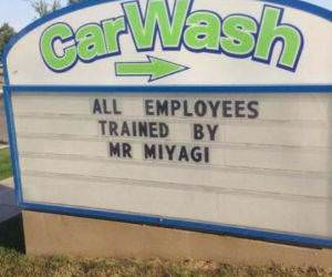 Cool Car Wash funny picture