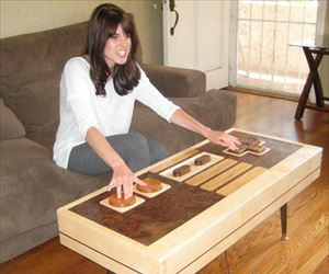 awesome nintendo table